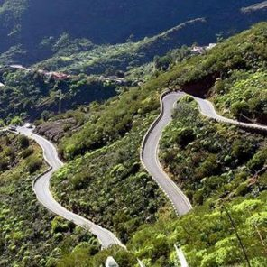masca tour - cycle paths tenerife