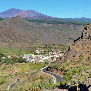 mtb Road Bike Tours Tenerife -Santiago del Teide Cycling in Tenerife