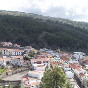 MTB Bike Tour Tenerife - Pueblo De Vilaflor
