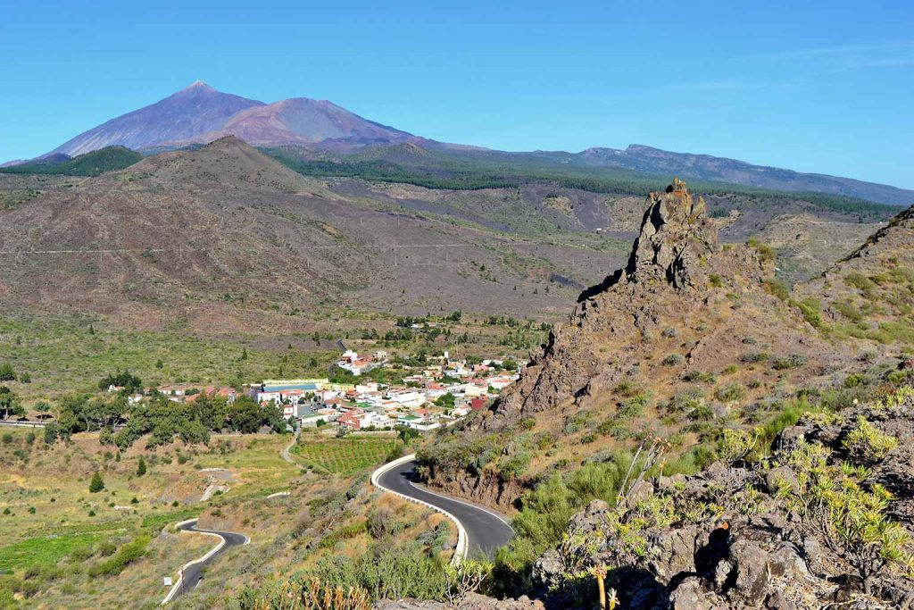 Road Bike Tours Tenerife - Santiago del Teide Cycling in Tenerife