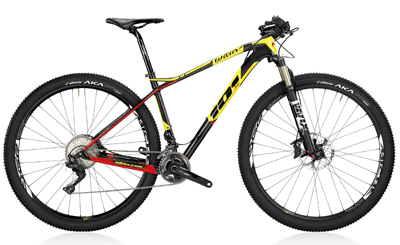 Bike Rental Tenerife - Wilier Carbon mtb