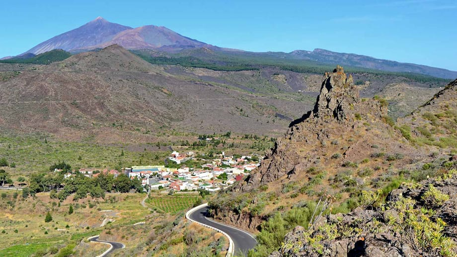 best-cycle-paths-in-tenerife-santiago-del-teide