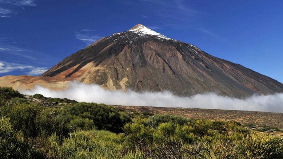 best-cycle-paths-in-tenerife-teide-national-park